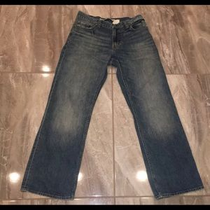 GAP MENS 30 X 30 JEANS Distressed